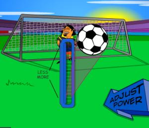 Juegos Penalty Effect