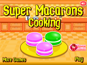 Juegos Cooking Super Macarons