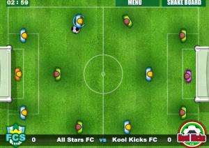 Juegos Elastic Soccer
