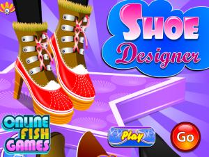 Juegos Fashion Shoe Designer